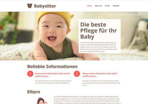 chilly.domains Homepage Baukasten Design 14