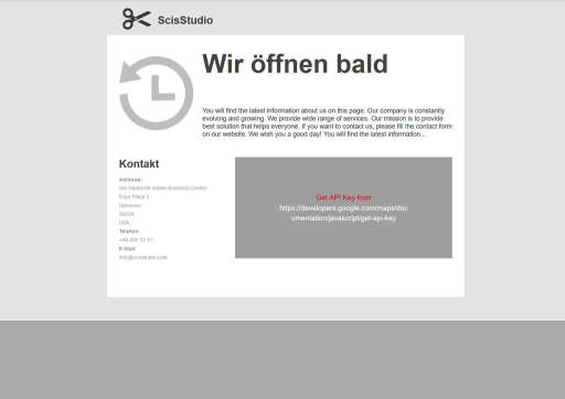 chilly.domains Homepage Baukasten Design 159